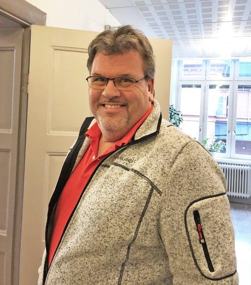 Borås stad Anders Liden