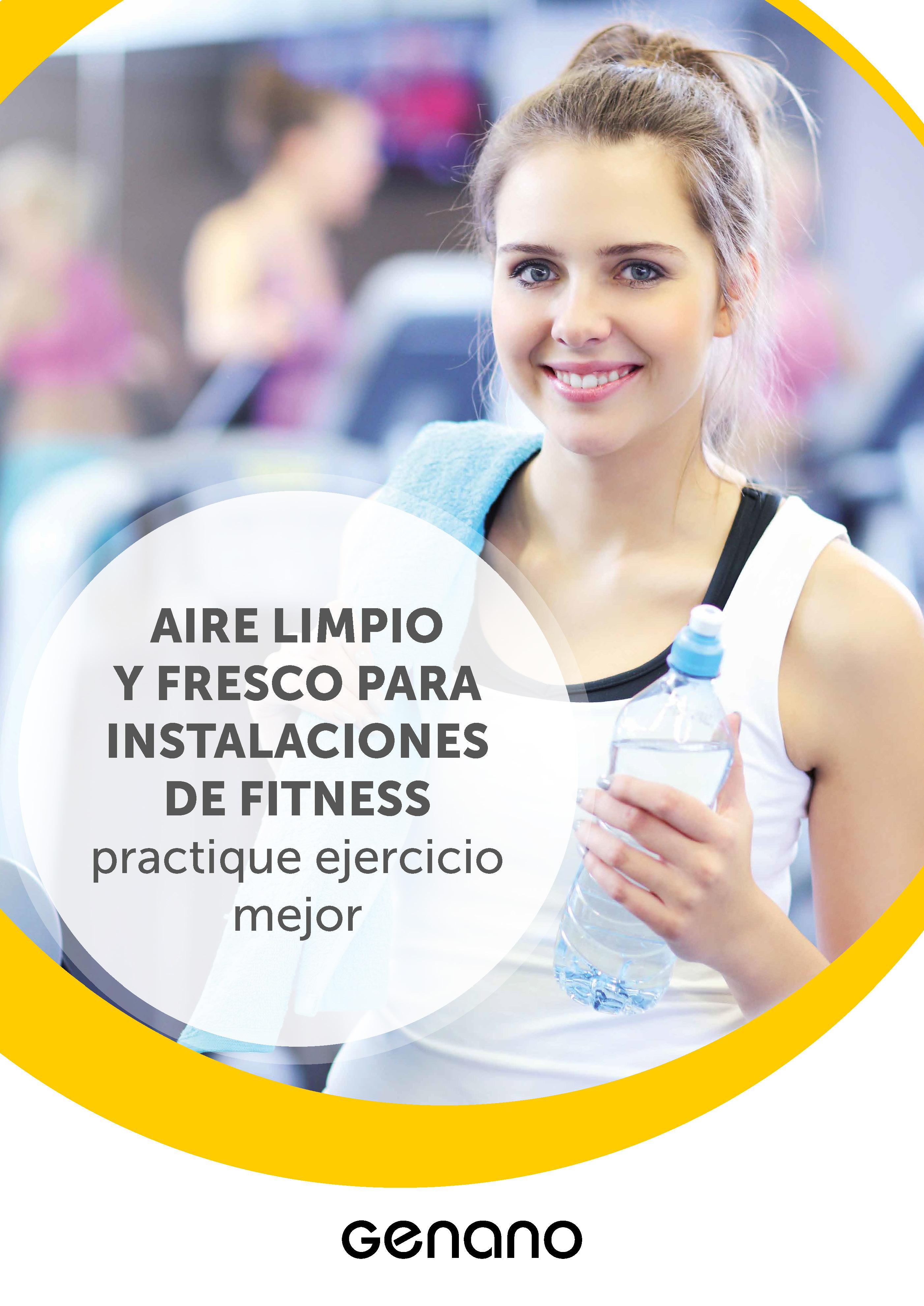 Aire limpio de Fitness