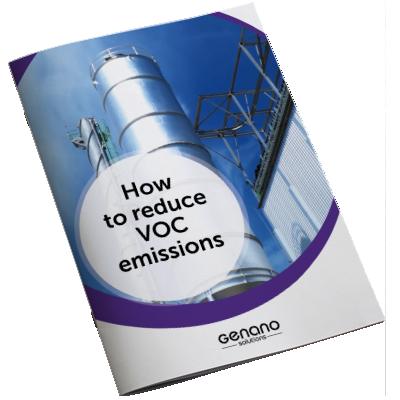 Reduce VOC emissions