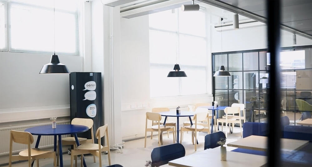 yit workery cafeteria genano